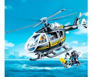 Playmobil City Action - SEK Helikopter (9363) ab 22,99