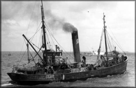 Hearts of Oak - Grimsby Trawlers - Athelstan, Athenian and