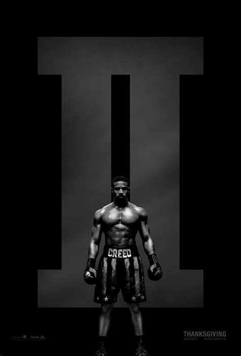 First Creed 2 Poster and Synopsis Tease the Sequel | Collider