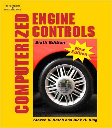 Computerized Engine Controls / Edition 6 by Steve V