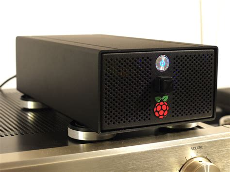 Squeezelite Streaming Client with Raspberry Pi – jimkim