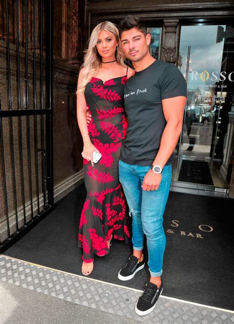 Love Island's Anton and Belle dating rumours fly after