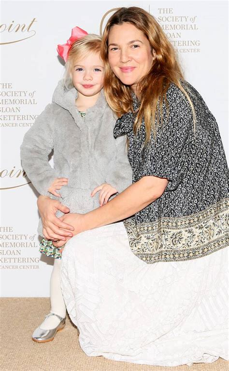 Drew Barrymore's Kid Frankie Could Star in an E