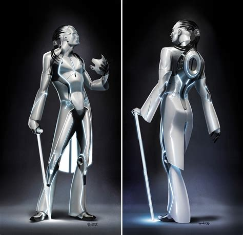 The Game Has Changed In Phil Saunder's Tron Legacy (2010