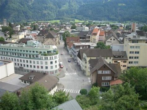 Bludenz, Austria, view from my hotel room - Picture of