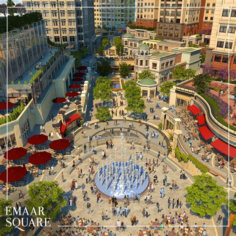 Emaar Square Mall   Taxim Travel