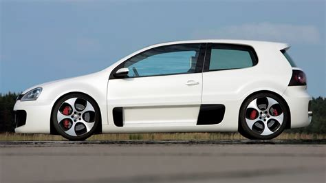 2007 Volkswagen Golf GTI W12 650 Concept - Wallpapers and