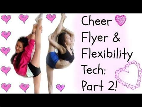 CHEER: Flyer Conditioning for Flexibility, Balance