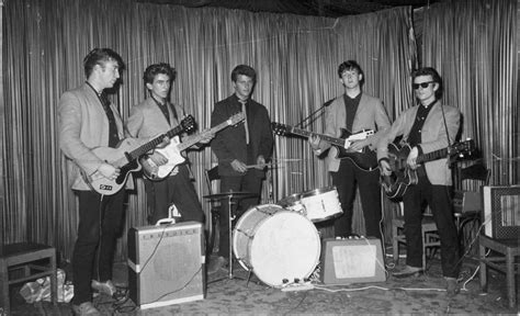 The Beatles' first performance in Hamburg – The Beatles Bible