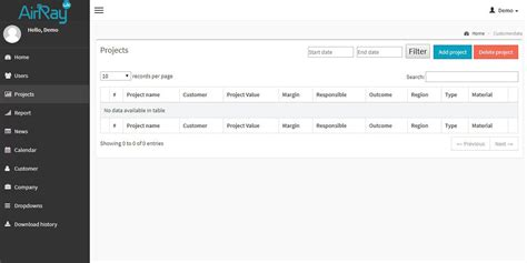 PHP Admin Dashboard with Bootstrap | Codester