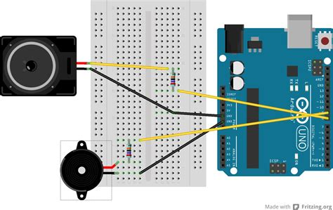 Connect 2 speakers to arduino uno - General Discussions