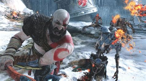 God of War PS4 - release date, trailer, Kratos' story and