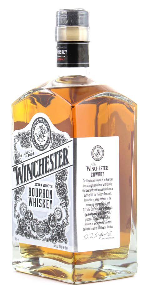 Winchester Bourbon Whiskey -Extra Smooth- 0,7l 45% - 25,49