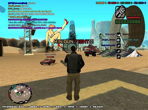 San Andreas Multiplayer 0