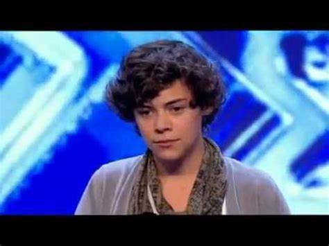 Harry Styles FIRST audition for x factor (full version